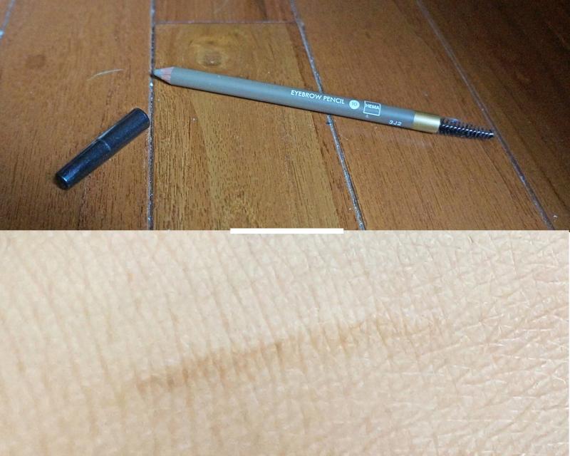 crayon sourcil hema