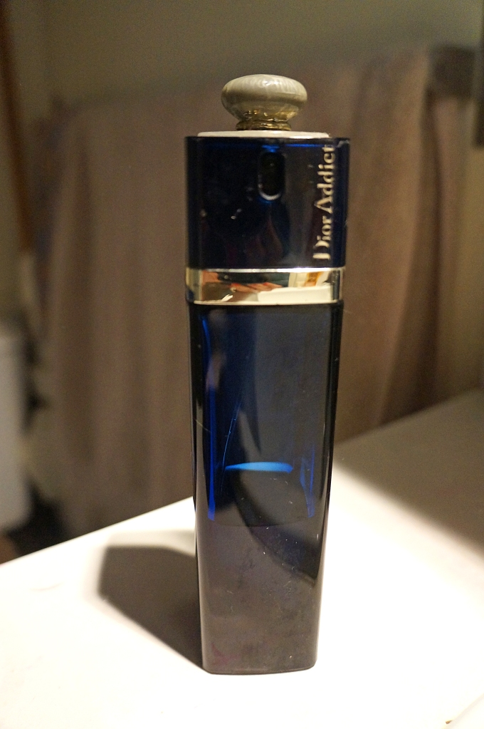 Histoire d'eau d'heure #2 - Dior Addict