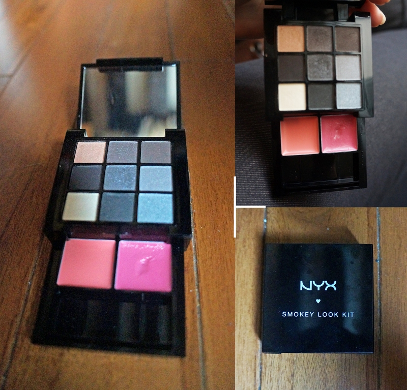 palette nyx