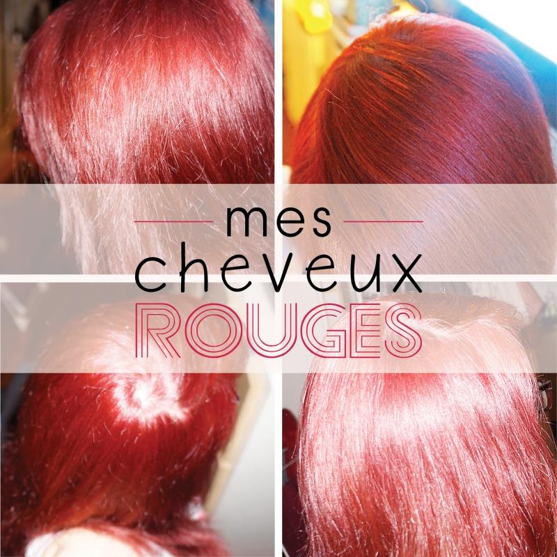 Tout sur mes cheveux... rouges !
