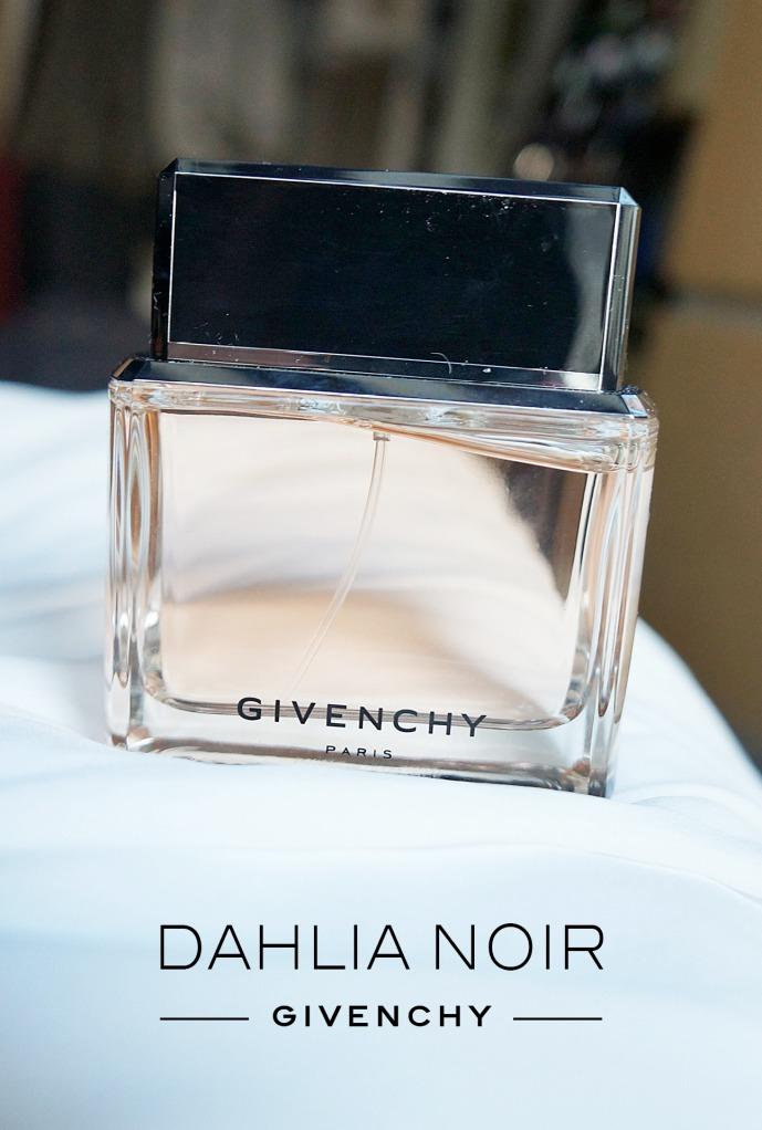 Histoire d'eau d'heure #3 - Dahlia Noir de Givenchy
