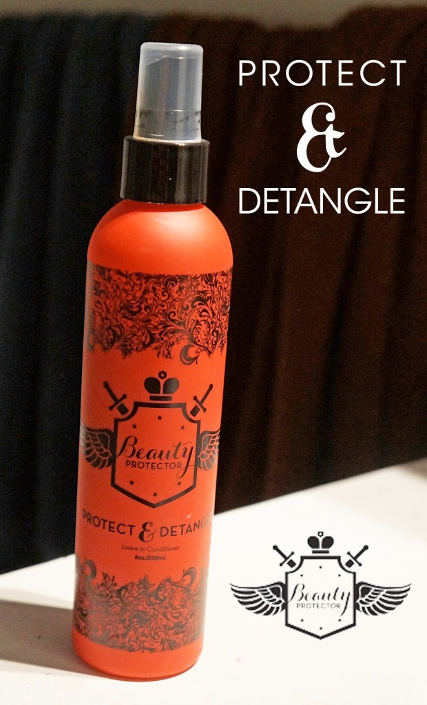Le soin Protect & Detangle de Beauty Protector : je suis conquise !