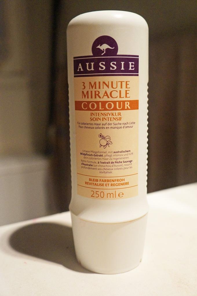 Le 3 Minute Miracle Colour de Aussie : moi aussi j'ai craqué !